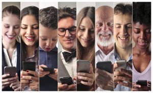 Customer Inn GmbH - Marketing 2017, Smartphone