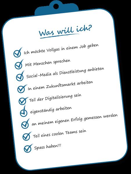 Verkäufer gesucht / Vertriebler gesucht / Job - Stelleanzeige - Customer Inn GmbH
